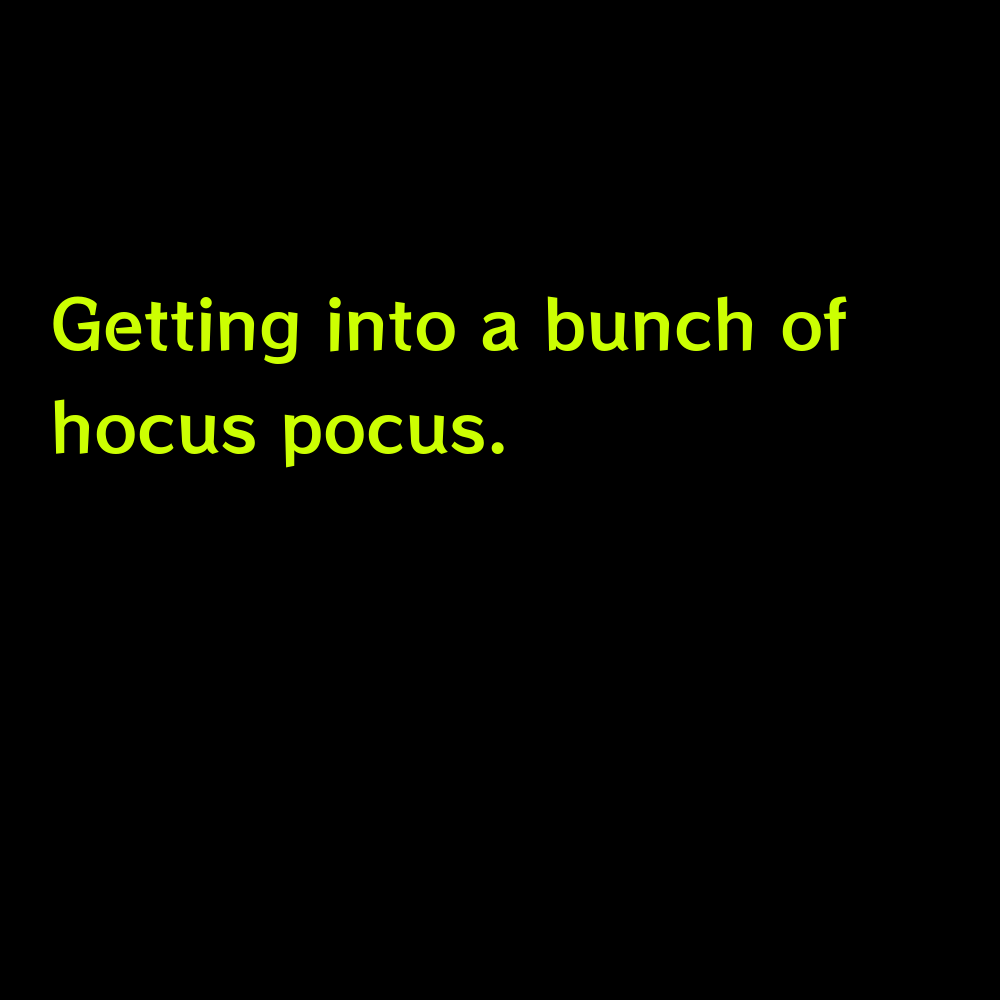 Getting into a bunch of hocus pocus. - Pumpkin Picking Captions for Instagram
